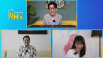 'Tuổi thơ dữ dội' của Hữu Tín và Hải Yến Idol khiến khán giả cười 'ná thở' tại 'Người một nhà'