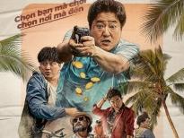Hong Byung Soo, Hwang Man Chul, Kim Yong Bae và Patrick Kim – 'bộ tứ'bất hảo trong 'Kỳ nghỉ nhớ đời'