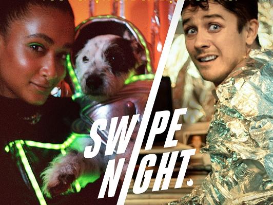 Tinder hợp tác cùng nữ đạo diễn Sasie Sealy cho tác phẩm được đề cử giải Emmy 'Swipe night: Killer Weekend'