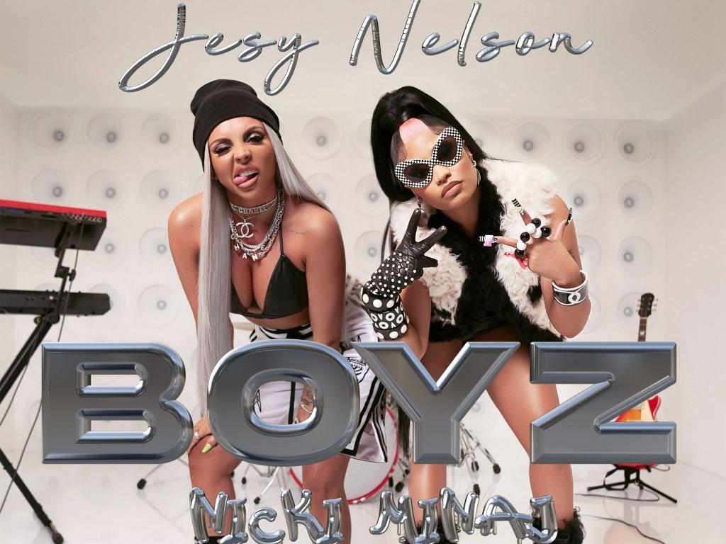 Jesy Nelson - Cựu thành viên Little Mix chính thức debut sự nghiệp solo cùng Nicki Minaj