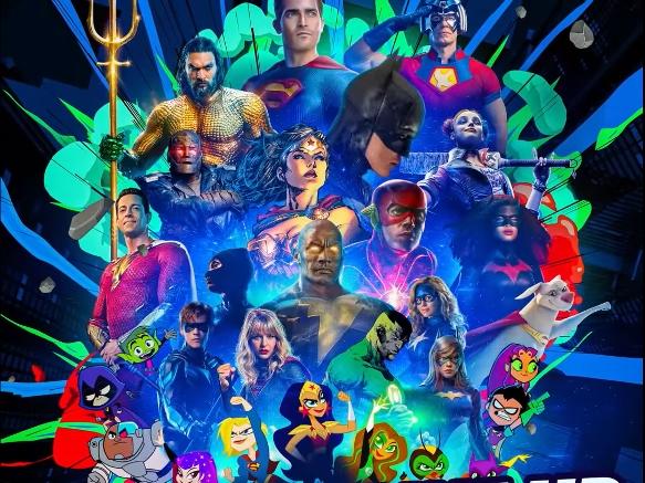DC FanDome rục rịch trở lại, hé lộ hàng loạt bom tấn của vũ trụ siêu anh hùng trong năm 2022