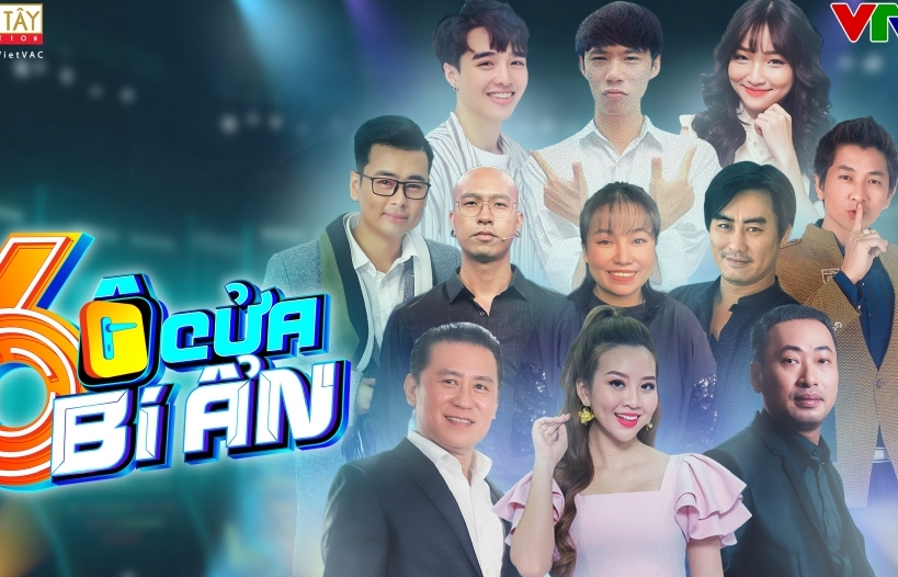 '6 ô cửa bí ẩn': MC Đức Bảo 'cầm trịch' chương trình siêu năng lực mới chuẩn bị 'đổ bộ' trên sóng VTV