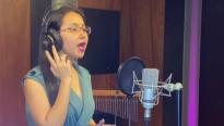 'Khát vọng bình yên' trong lòng ca sĩ Amy Lê Anh ngày 'tái xuất'