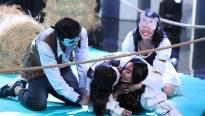 '7 nụ cười xuân': Ninh Dương Lan Ngọc bị Thúy Ngân 'chèn ép, cưỡng hôn'