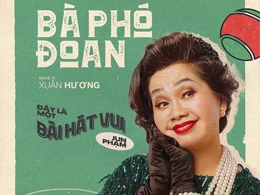 Nghệ sĩ Xuân Hương trở lại, hé lộ dự án hợp tác cùng Jun Phạm