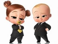 'The boss baby' phần 2khiến người xem 'phát cuồng' bởi dàn nhóc trùm siêu quậy