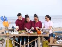 'Ẩm thực kỳ thú': Nam Thư - Kha Ly vịn đủ cớ để ăn xong trốn rửa bát