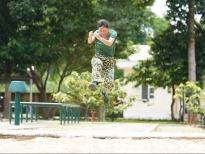 Nam Thư bị chấn thương tại 'Sao nhập ngũ'