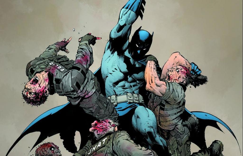 """DC Comic sắp có """"thương hiệu"""" truyện tranh xác sống riêng"""