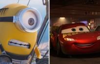 Despicable Me 3 và Cars 3, phim nào chiến thắng trong mùa phim hè 2017