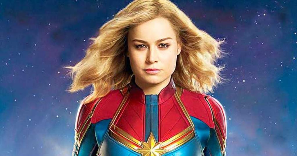 Nữ siêu anh hùng 'Captain Marvel' xuất hiện cực ngầu trong trailer đầu tiên