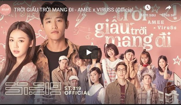 TRỜI GIẤU TRỜI MANG ĐI - AMEE x VIRUSS (Official MV)