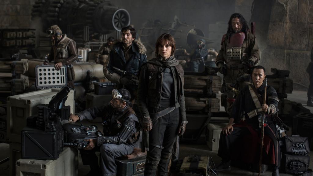 Chân Tử Đan quay trở lại với Rogue One: A Star Wars Story
