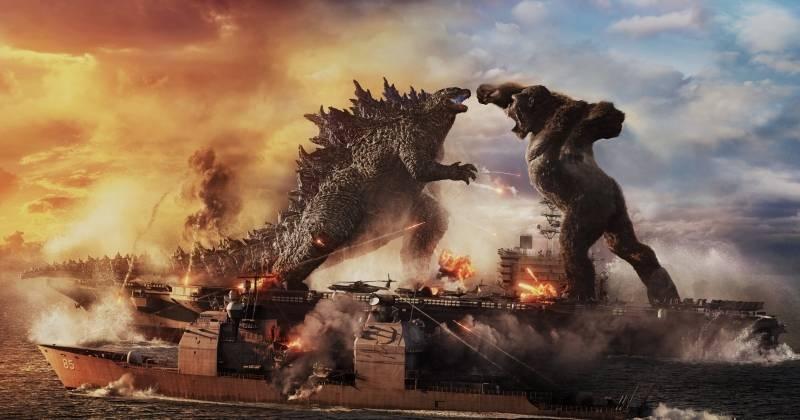 Điều gì sẽ xảy ra khi hai quái vật đối đầu nhau trong 'Godzilla vs. Kong'