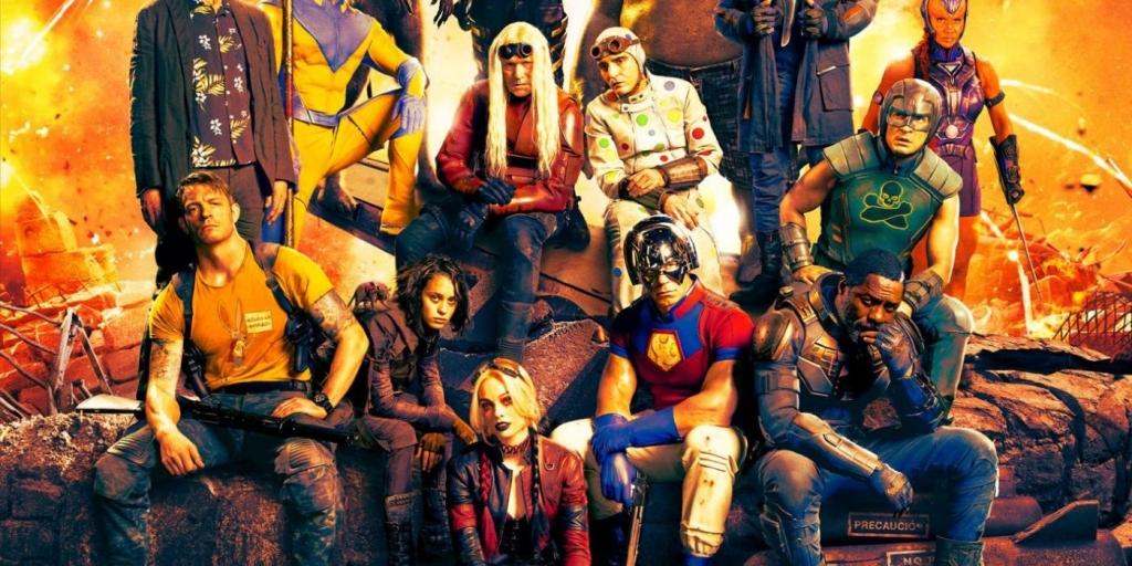 Thưởng thức bộ phim hành độnng siêu lầy cùng 'Biệt đội cảm tử 2021'