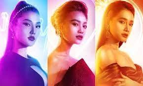 Bộ ba kiều nữ của điện ảnh Việt lần đầu kết hơp với nhau trong '1990'
