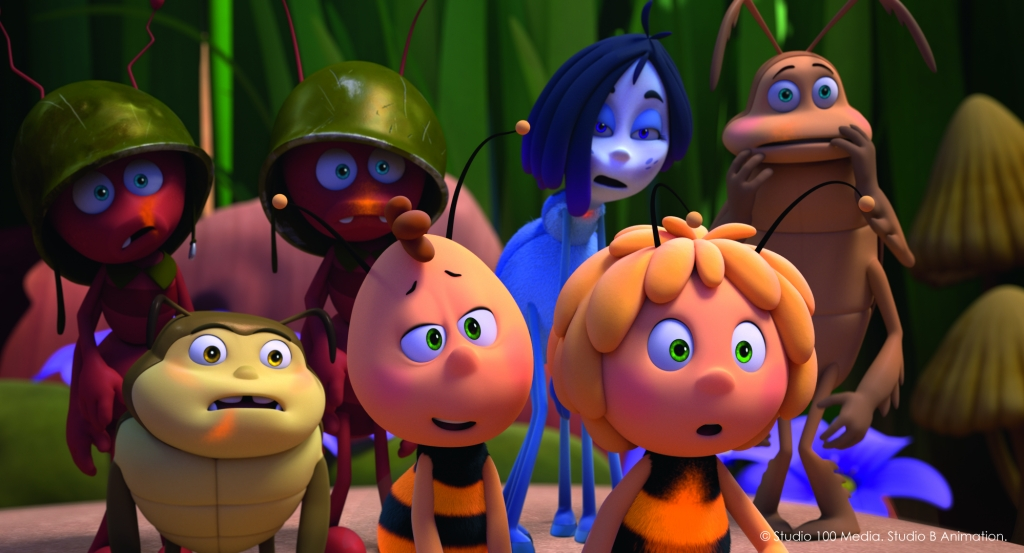 Thế giới đáng yêu của những chú ong bé nhỏ trong 'Ong Nhí Phiêu Lưu Ký - Đại Chiến Cúp Ong Mật'