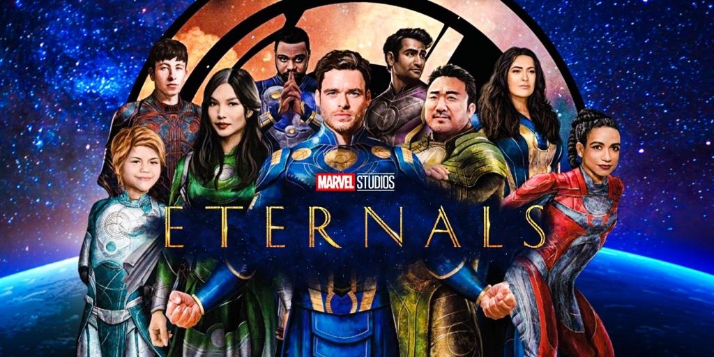 """Vũ trụ điện ảnh tiếp theo của Marvel xuất hiện đầy hoành tráng trong 'Etenals"""""""