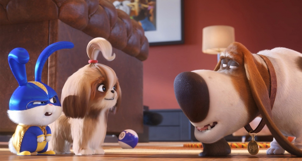 Những chú thú cưng vô cùng hài hước và đáng yêu sẽ xuất hiện trở lại trong 'Pets 2'