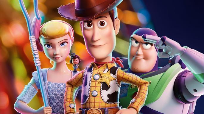 Cuộc phiêu lưu lại tiếp tục với chàng cao bồi Woody trong 'Toy Story 4'