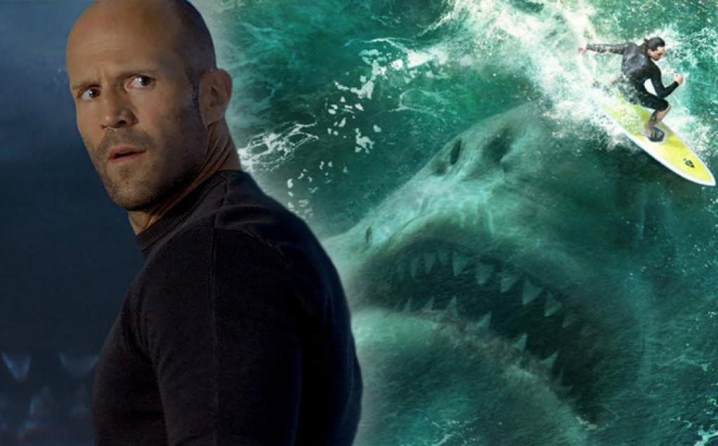 Kinh hoàng khi đối mặt với con cá mập đến từ thời tiền sử trong 'The Meg'