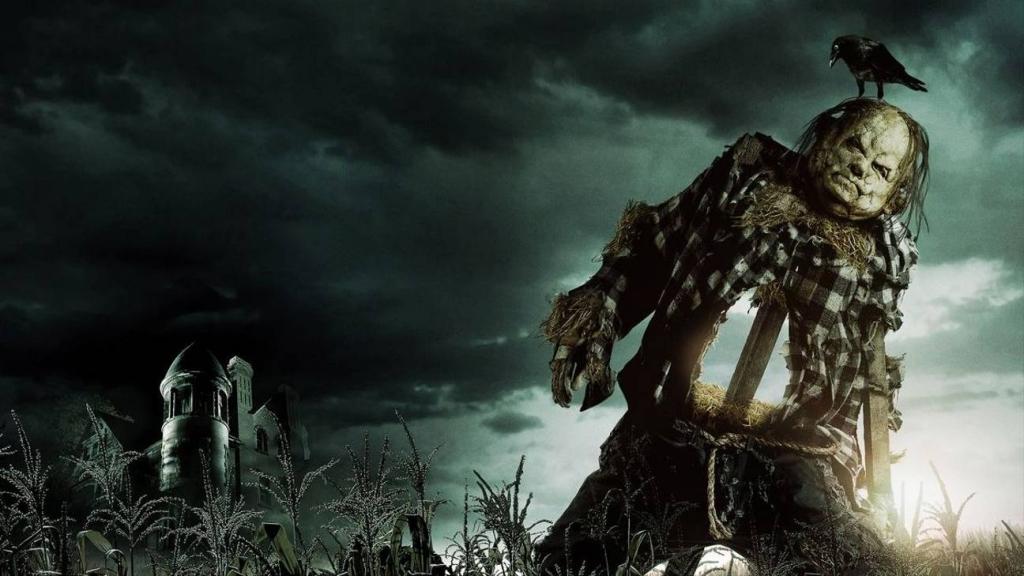 Kinh hoàng với thị trấn bị ám bởi những câu chuyện của một cô gái trong 'Scary Stories To Tell In The Dark'
