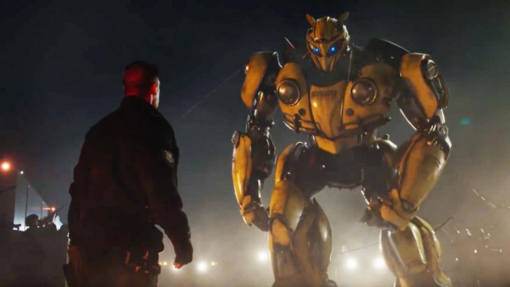 Thưởng thức trailer đầu tiên của người máy biến hình nổi tiếng 'Bumblebee'