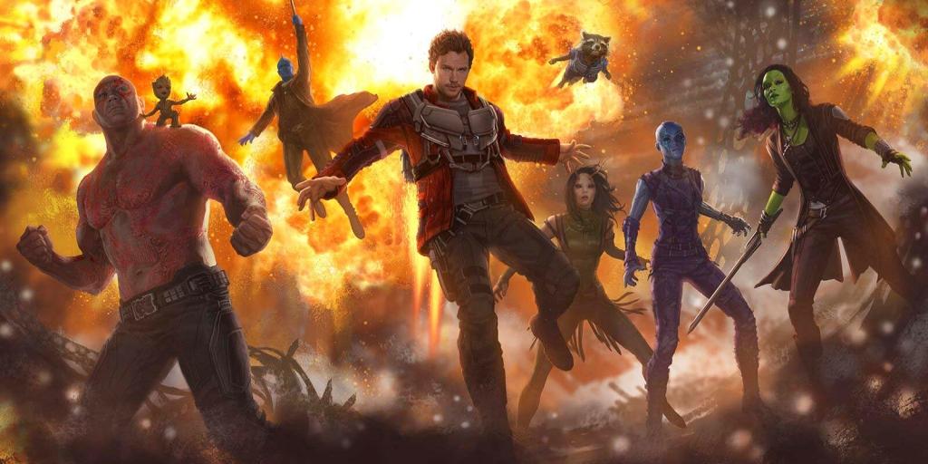 Người cây Groot cực cute trong trailer Vệ binh giải ngân hà 2 - Guardians of The Galaxy 2