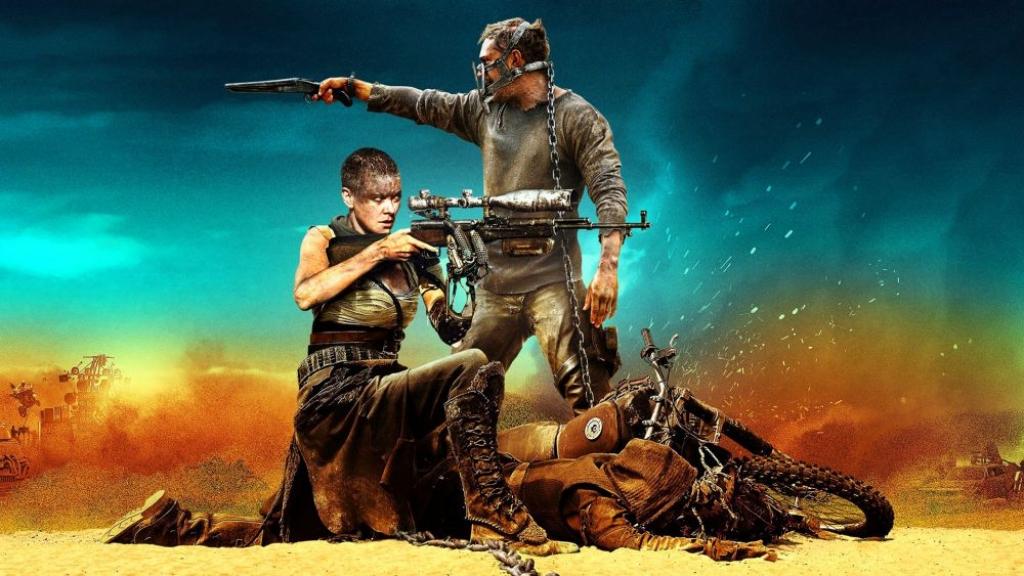 Bật mí: Cùng xem Charlize Theron cụt tay và Tom Hardy hành động như thế nào trong Mad Max: Fury road