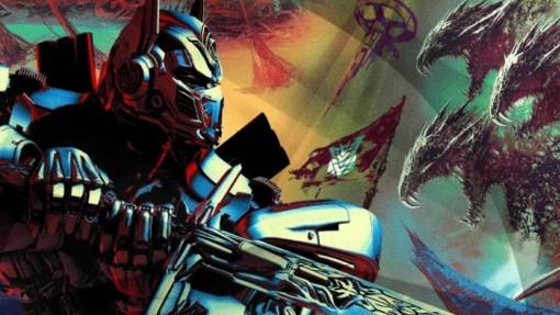Hoang mang trước cảnh tượng robot tàn phá thế giới trong trailer mới Transformers: The last knight