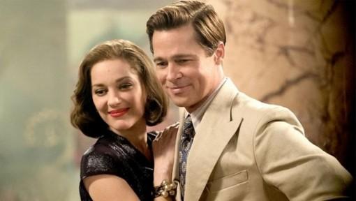 Bật mí: Cùng xem Brad Pitt và Marion Cotillard hành động như thế nào trong Allied