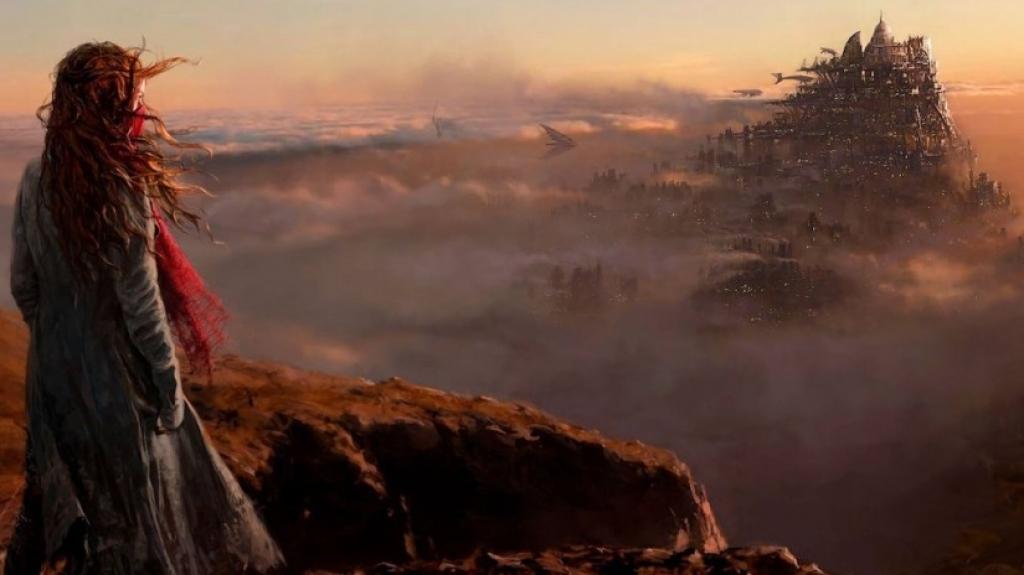 Cảnh tượng kinh hoàng khi thế giới sau ngày hậu tận thế trong 'Mortal Engines'